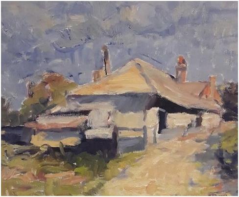"""""""Casă din Corbu"""", 2017"""