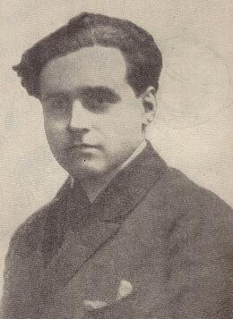 Cezar Petrescu în 1921