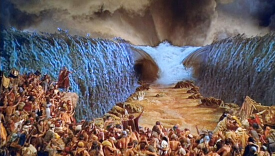 Profetul Moise si fiii Israelului