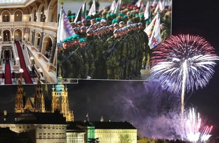 centenarul fondarii cehoslovaciei