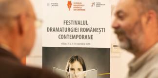Festivalul Dramaturgiei Romanesti Contemporane editia II 2018