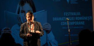 Horia Gârbea la Gala de decernare a premiilor FDRC
