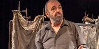 """Mark Bornstein în """"Hamlet"""""""