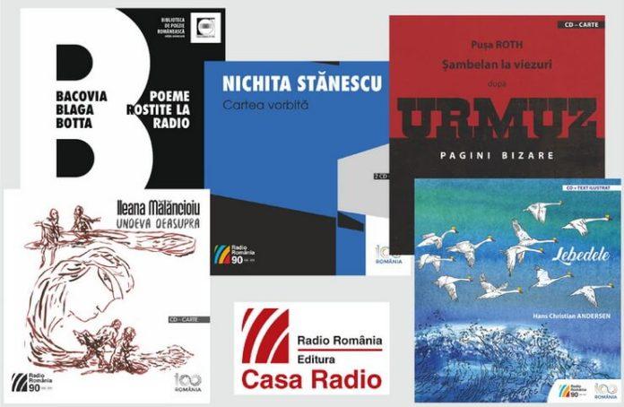 editura casa radio carti cd literatura teatru radiofonic