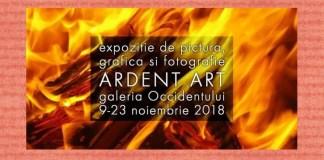 expozitia ardent art
