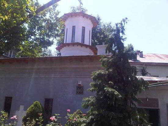 Biserica Sapienței din București