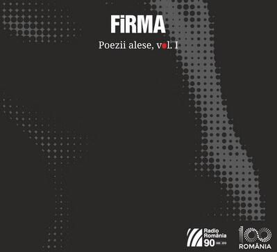 FiRMA - Poezii Alese Vol 1 - coperta album