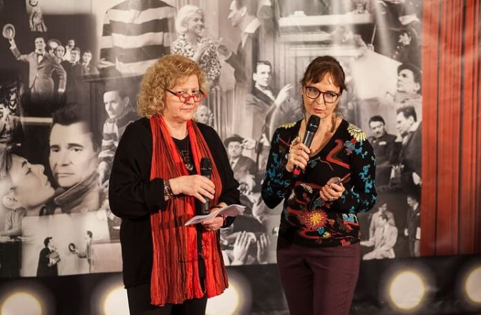 Oana Maria Cajal și Anamaria Beligan