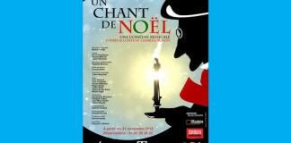 un chant de noel artistic theatre paris
