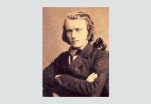 Brahms în 1853