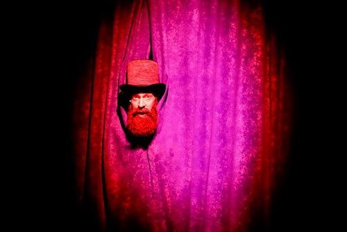 """Fotografii din spectacolul """"Herzl a spus!"""""""