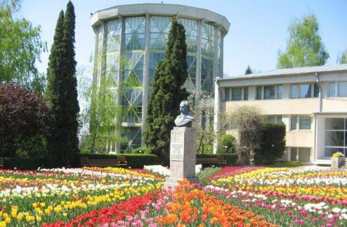 "Grădina Botanică ""Anastasie Fătu"", Iași"