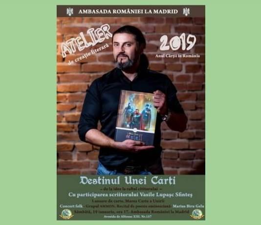 destinul unei carti ambasada romaniei in spania