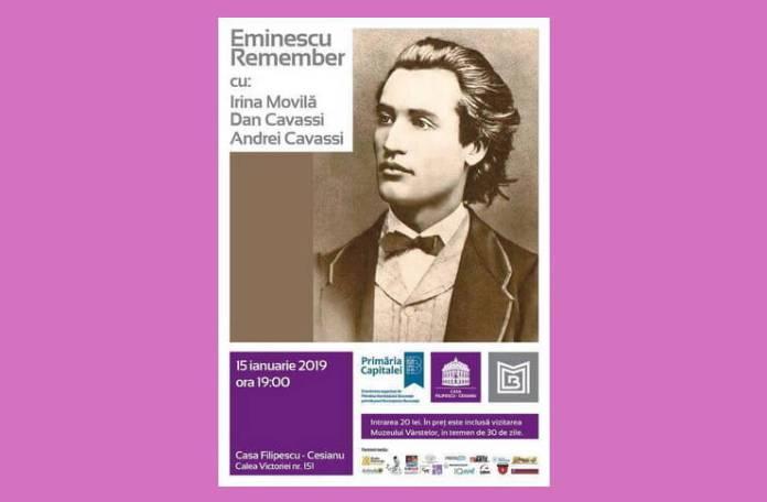 eminescu remember muzeul municipiului bucuresti