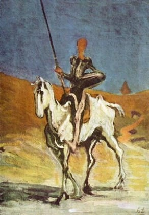"""Don Quijote"", 1865 – 1870, Nationalgalerie, Berlin"