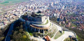Cetatea Deva după restaurare. Sursa foto: Servus Hunedoara