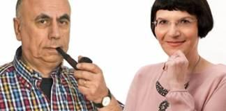 George Arion și Ioana Pârvulescu