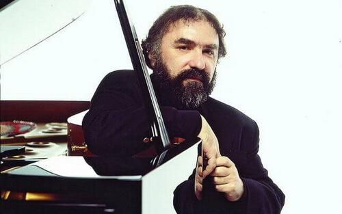 """Radu Lupu. Fotografie din Arhiva Festivalului Internațional """"George Enescu"""""""