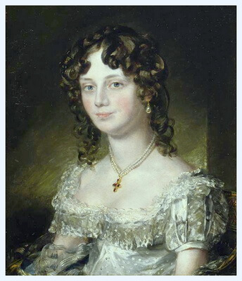 """""""Mary Fischer"""", 1816"""