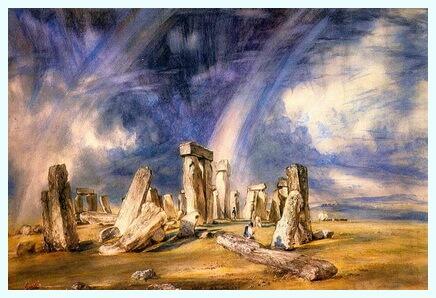 """""""Stonehenge"""", 1836"""