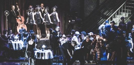 """Imagine din spectacolul """"Rigoletto"""", Opera Națională București"""