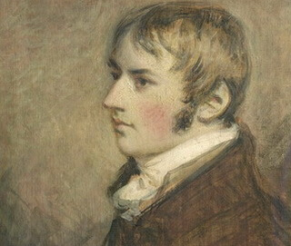 John Constable, Portret de Daniel Gardner, 1796