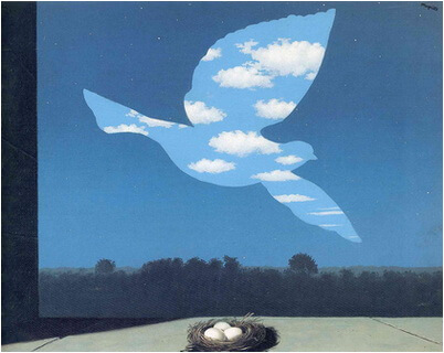 rene-magritte-intoarcerea-1940