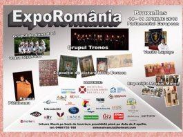 expo romania bruxelles