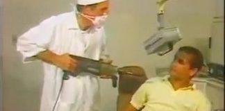 lica barbu proza umoristica la dentist
