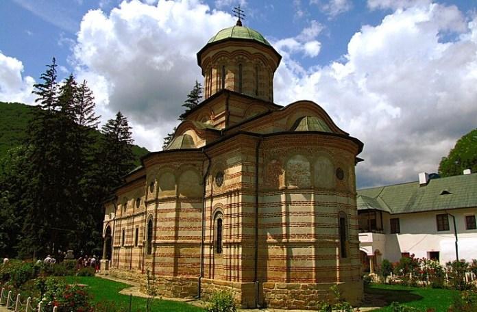 Biserica Mănăstirii Cozia