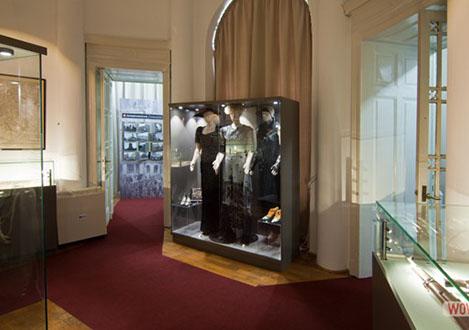 Exponate, Palatul Suțu