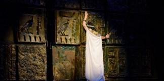 """Imagine din spectacolul """"Aida"""" de Verdi, Opera Națională București. Fotografie de Steluța Popescu"""