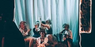 """Imagine din spectacolul """"Succubus"""", Teatrul Național din Cluj-Napoca. Sursa foto: clujlife"""