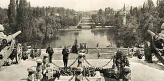 Mormântul Ostașului Necunoscut, Parcul Carol din București