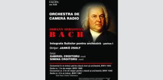 integrala suitelor pentru orchestra de bach