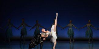 """""""Don Quijote"""", Opera Națională București. Fotografie de Lavinia Huțanu"""