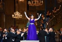 """""""La Traviata"""", Opera Națională București. Fotografie de Steluța Popescu"""