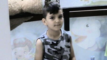 """Vlad-Nicolas Zamfir, 6 ani, Şcoala gimnazială """"Ion Luca Caragiale"""", Brăila"""