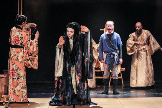 """Turandot"", Teatrul Excelsior. Foto © Maria Ștefănescu"