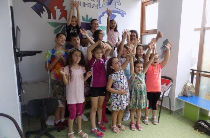 "Lică Barbu și grupul artistic ""Nino Nino"", Biblioteca Județeană ""Panait Istrati"", Brăila"