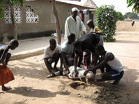 Eid al-Adha în Senegal. Sărbătoarea sacrificiului în Senegal. Sursa foto: Wikipedia