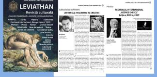 Leviathan revista culturala nr 3_2019 radio romania international