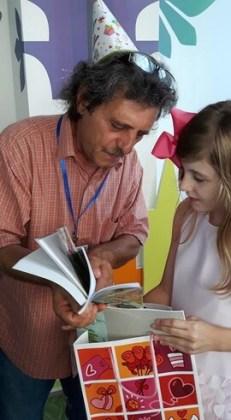 """Lică Barbu și Cristina-Eutalia Mincu, Biblioteca Județeană """"Panait Istrati"""", Brăila, 8 august 2019"""