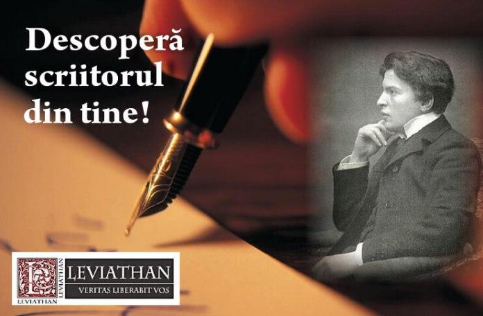 editia 3 concurs descopera scriitorul din tine leviathan.ro