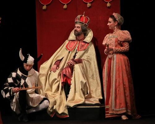 "Cracovia Danza. Foto: Tomasz Korczynski. Sursa: Teatrul ""Tudor Vianu"" din Giurgiu"