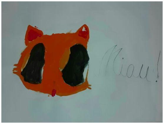 Desene de Ilaria Turea, 8 ani