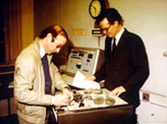 Dorian Galor şi Christian Mititelu