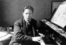 George Enescu în 1930