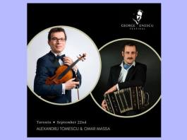 cronica recital alex tomescu omar massa toronto 2019 leviathan.ro