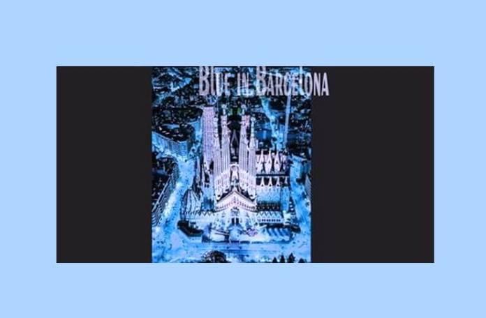 expozitie blue in Barcelona